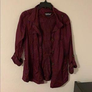 Purple jacket size medium